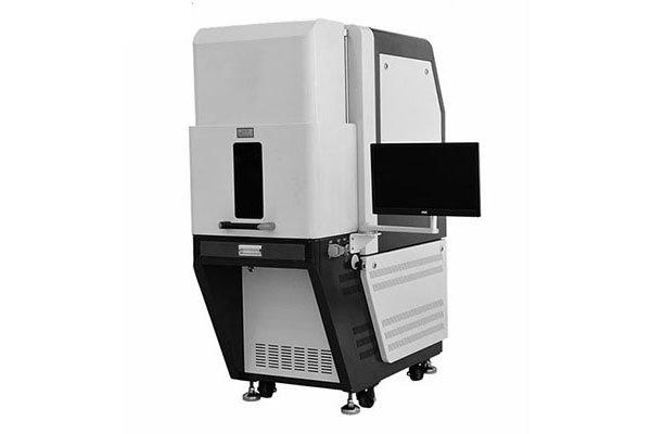 enclosed uv laser