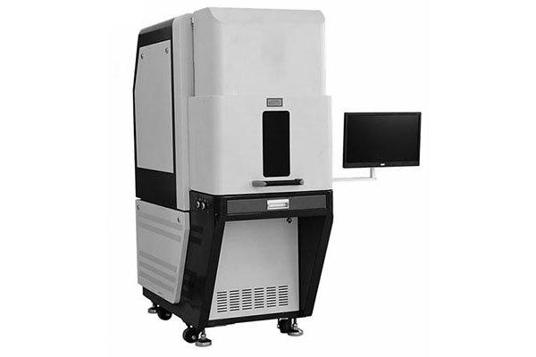 Enclosed UV Laser Marking Machine
