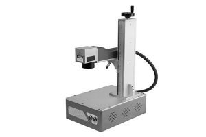 portable fiber metal laser marking machine